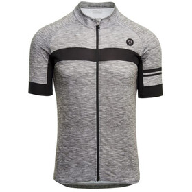AGU Essential Melange Short Sleeve Jersey Men dove grey